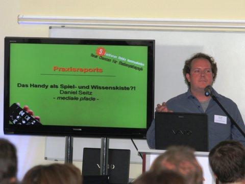 """Fünftes Fachforum """"Mobile Kommunikation"""" ein großer Erfolg"""