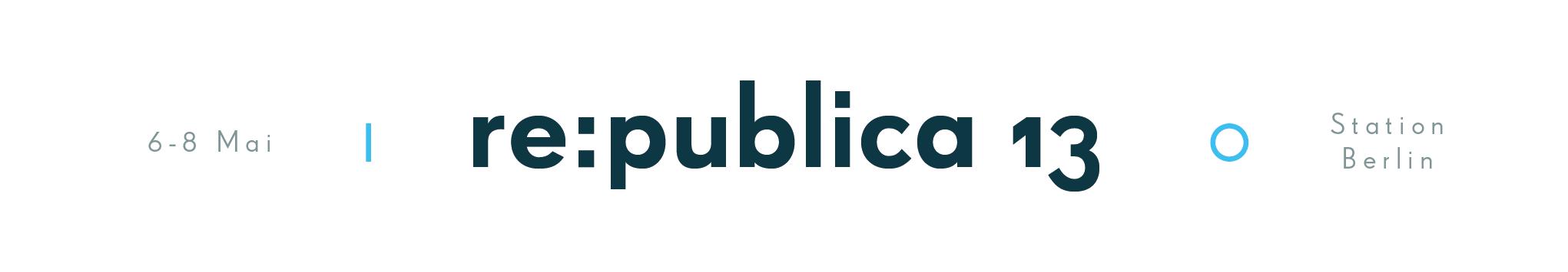 Mit den edunauten auf der re:publica