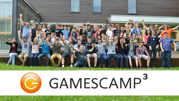 Gamescamp 2013