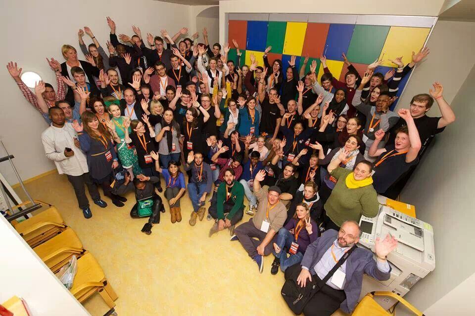 erstes internationales Jugend-BarCamp zu ePartizipation erfolgreich