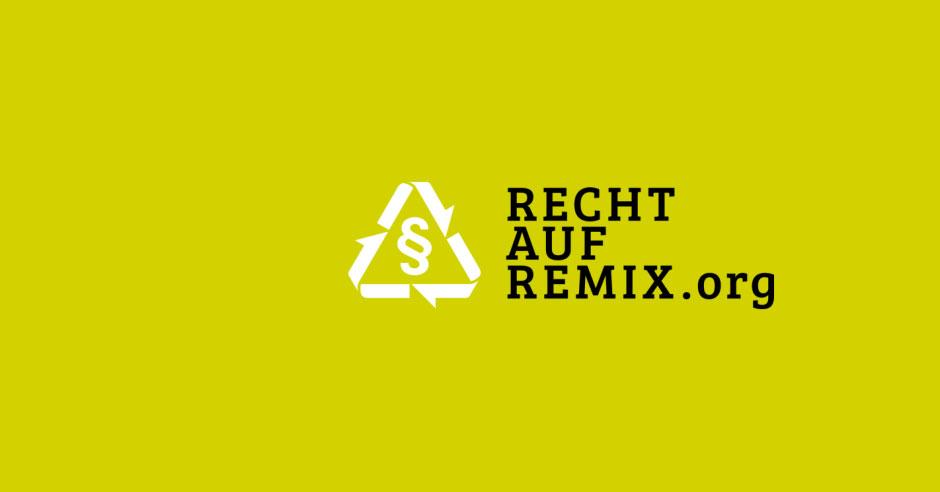 Recht auf Remix