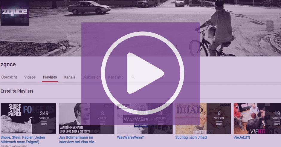 YouTube-Channel des Monats: Shore, Stein, Papier