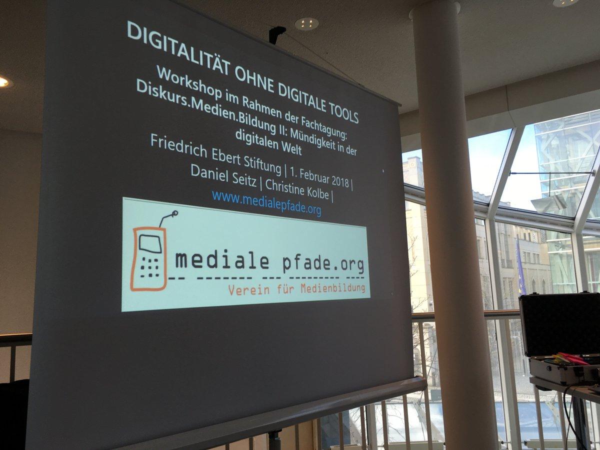 Digitalität ohne digitale Tools
